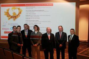 UA Master Pymes, Cámara Comercio, ITC Group, Ecisa, Pikolinos, Circulo Economía alciante, Neumáticos Soledad
